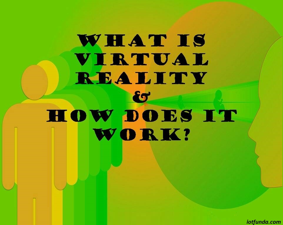 what is virtual reality & how does it work
